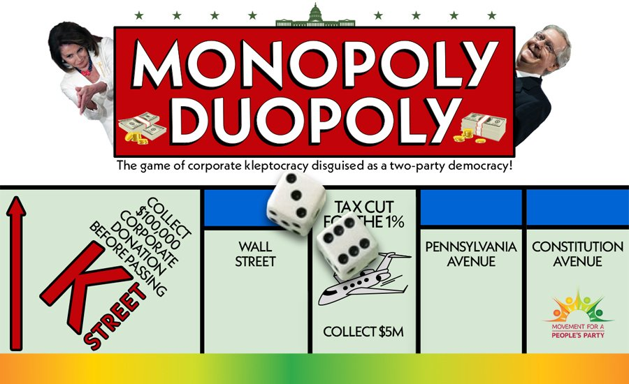 Monopoly-Duopoly