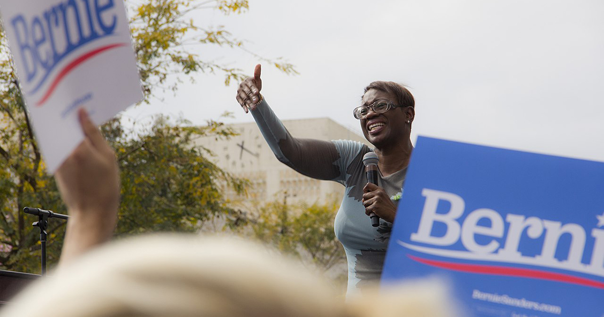 Nina Turner is Running for Congress